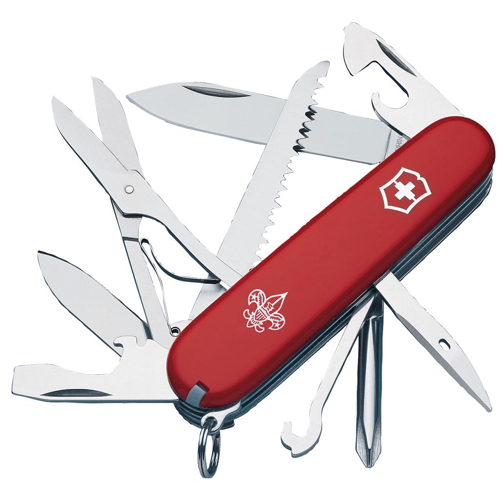 Understanding Bsa Awards That Help Teach Knife Safety